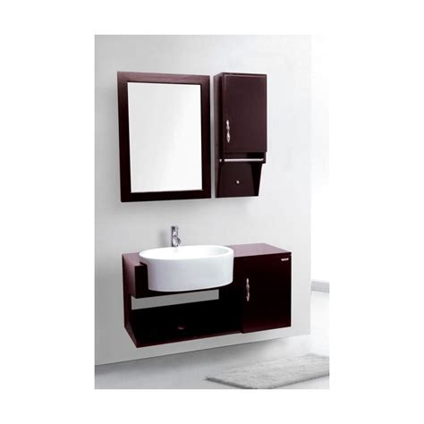 China Modern Solid Wood Bathroom Mirror Cabinet Jz007 Cabinet Mirror For Bathroom