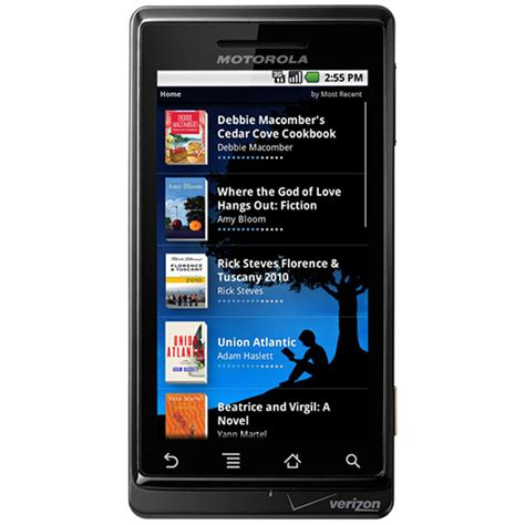 kindle for android announce kindle app for android smartphones