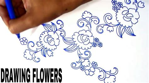 Drawings 8 Embroidery Software by Simple Embroidery Designs Drawings Drawing Tutorial For