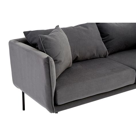 2 Seater Grey Sofa by Kolding 2 Seater Sofa Yellow Or Grey Two Seater Sofas Fads