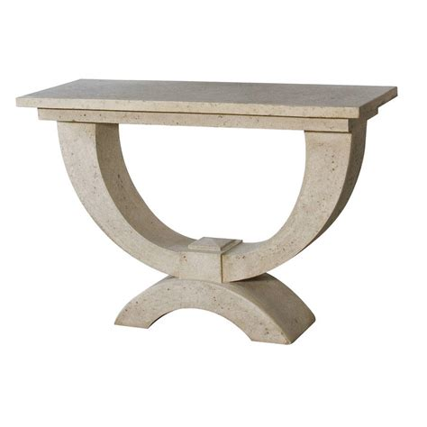 stone sofa table stone console table by out there interiors