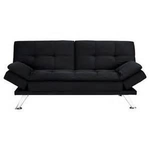 premium bailey futon black target