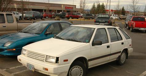 hyundai excel 2010 parked cars 1989 hyundai excel gl 5 door hatchback