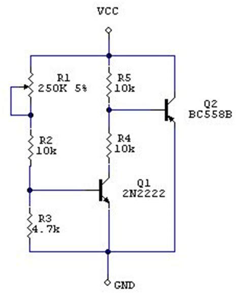 variable zener diode circuit dilshan r jayakody s web log simple variable zener diode