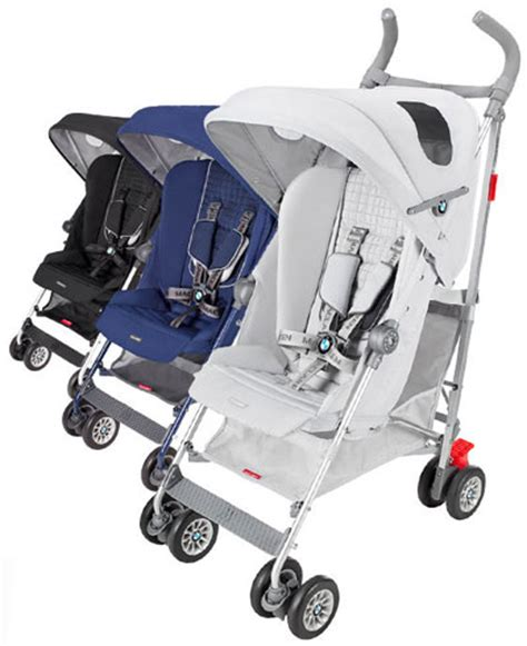 maclaren strollers and bmw team up savvy sassy