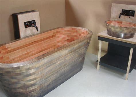 wooden bathtub plans wooden bathtubs for modern interior design and luxury