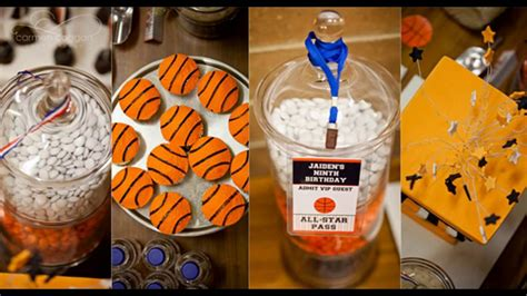 awesome basketball themes decorations ideas