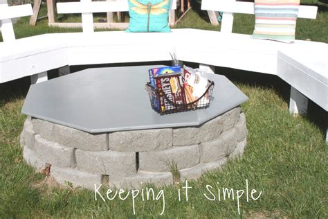 how to build a diy pit for only 60 keeping it simple