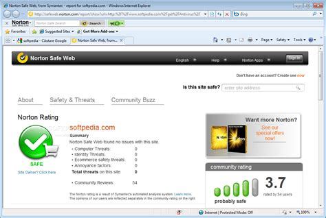 lite web norton safe web in lite