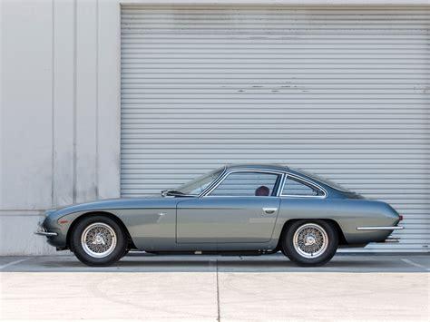 Lamborghini 250 Gt Lamborghini 350 Gt 1965 Sprzedane Giełda Klasyk 243 W
