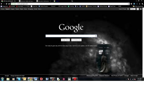 google themes doctor who another doctor who desktop theme x post from rainmeter