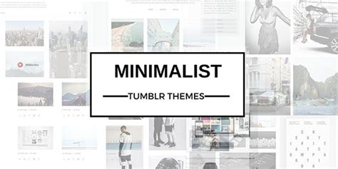 themes for tumblr simple 10 of the best free minimalist tumblr themes 2015