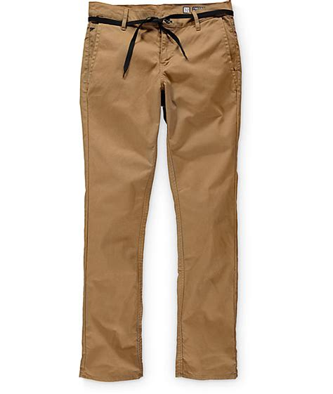 Chinopants Zlstore empyre skeletor canvas fit chino at zumiez pdp