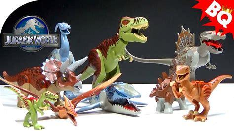 Lele Dinosaur World Jurassic World lego jurassic world favorite dinosaurs