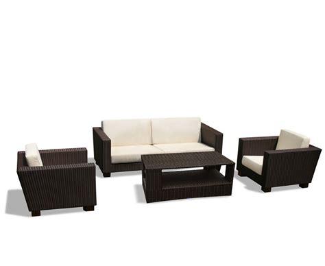 rattan sofa and coffee table sorrento rattan sofa set with coffee table set 2