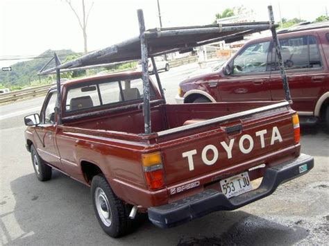 Toyota Kaneohe Service 1986 Toyota One Ton 126841 Kaneohe