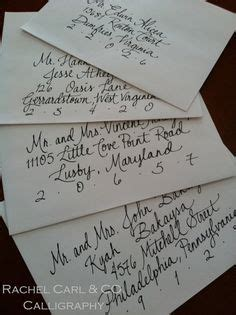 what is the best pen for addressing wedding invitations calligraphy wedding envelope addressing by citadel
