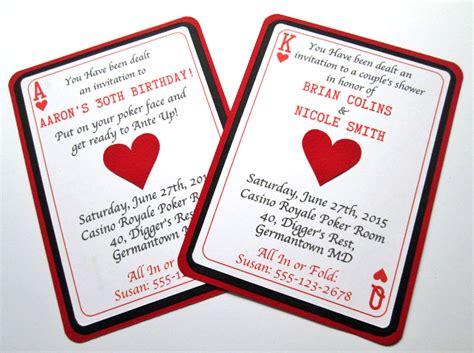 themed birthday invitations casino invitations casino party casino birthday invitations