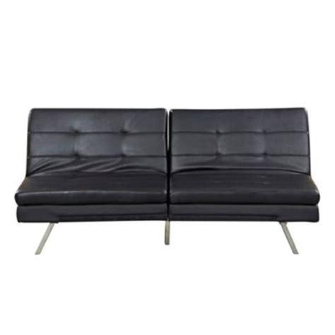 lola bonded leather sofa bed debenhams offer