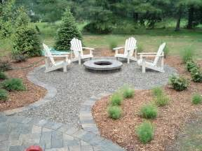 patio with pit ideas home design