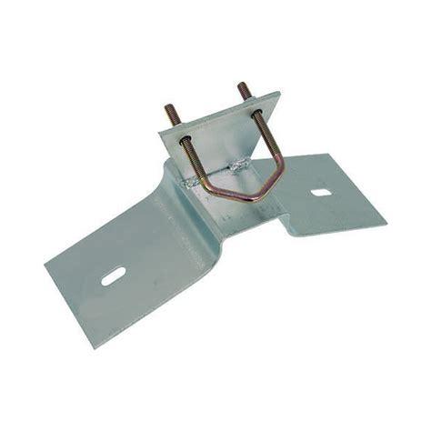iron roof mount tv aerial mast tv antenna mount