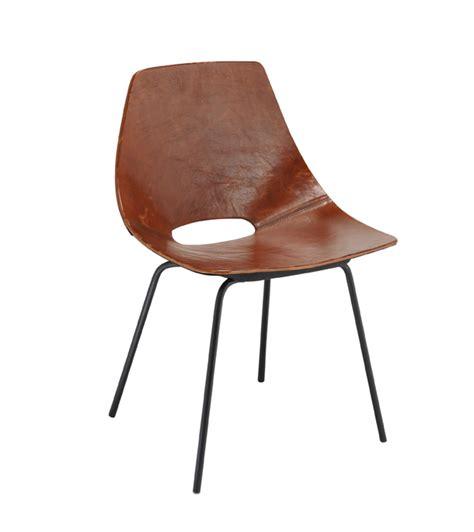 chaise tonneau chaise tonneau cuir edith magazine