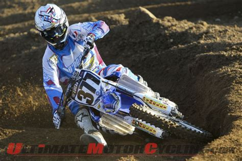 2011 Hangtown Motocross 250 Results