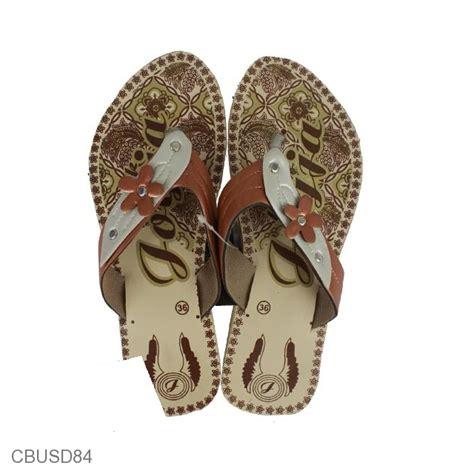 Gelang Etnik Elegan Gelang Pria Wanita Murah Meriah sandal etnik batik jogja motif kembang melati sandal etnik murah batikunik