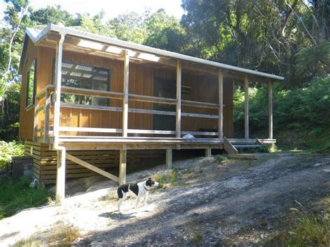 New Open Floor Plans the new papatahi hut new zealand tramper