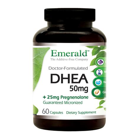 dhea s supplement dhea pregnenolone emerald supplements