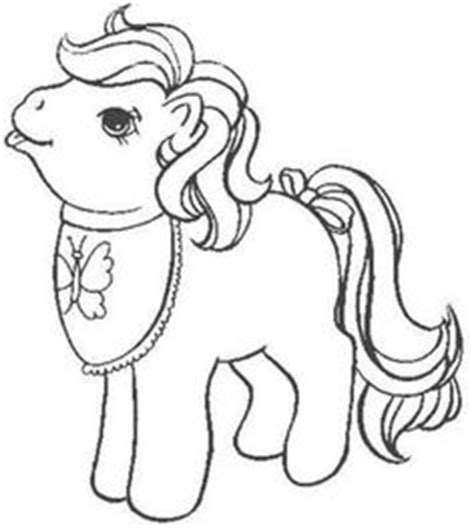 vintage my little pony coloring pages 1000 images about vintage coloring pages on pinterest