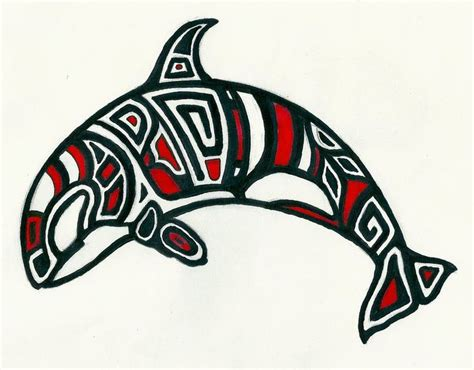 tribal whale tattoo 25 best ideas about orca on single