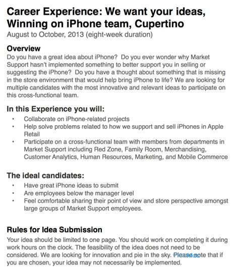 apple starts their employee discount program iphone in apple asks retail employees for iphone sales advice mac