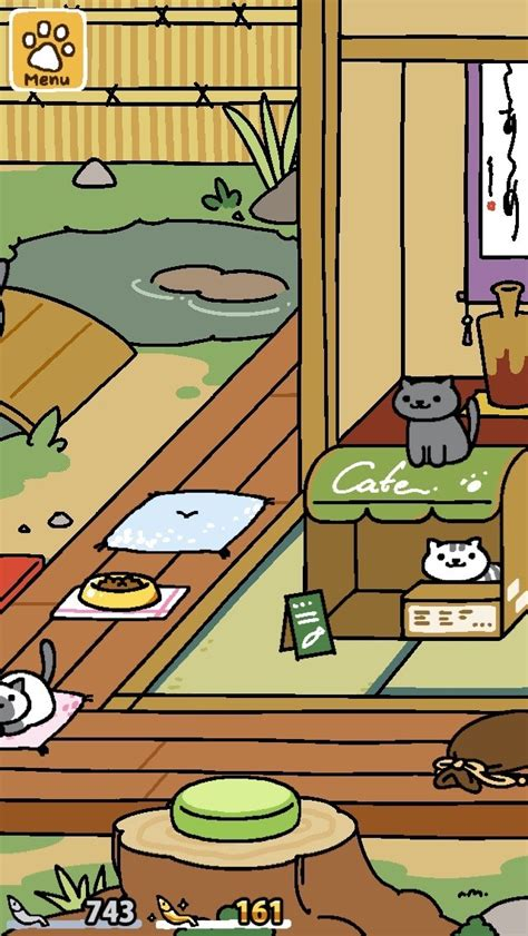 zen layout neko atsume neko atsume game guide how to collect all the cats imore