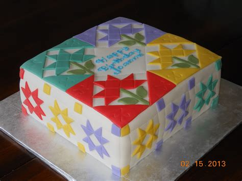 Quilting A Cake by It S A Of Cake Quilt Birthday Cake