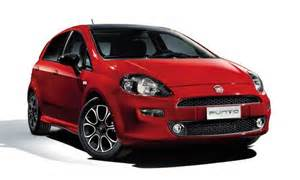 Fiat Price List New Fiat Punto Car Configurator And Price List 2017