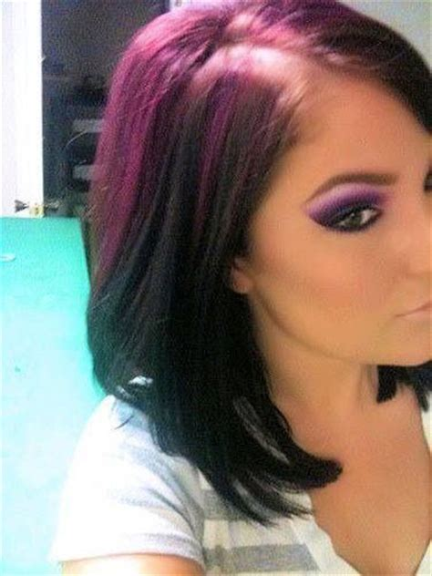 the violet hair makeover 8 best images about hair color on pinterest violet hair