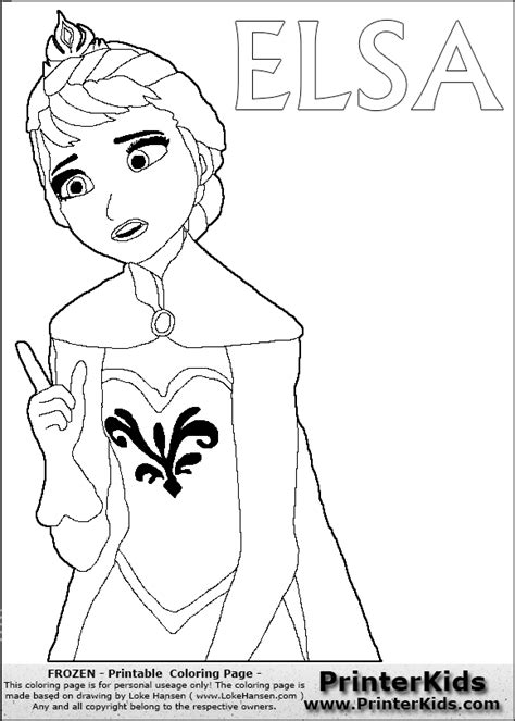 coloring pages let it go free coloring pages of frozen let it go