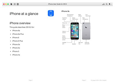 apple releases ios 9 user guides for iphone ipod touch and