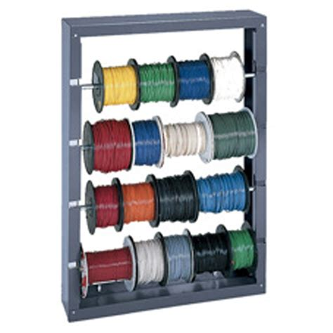 Cable Spool Rack by Wire Spool Rack 4 Bar Arrow Industrial Supply