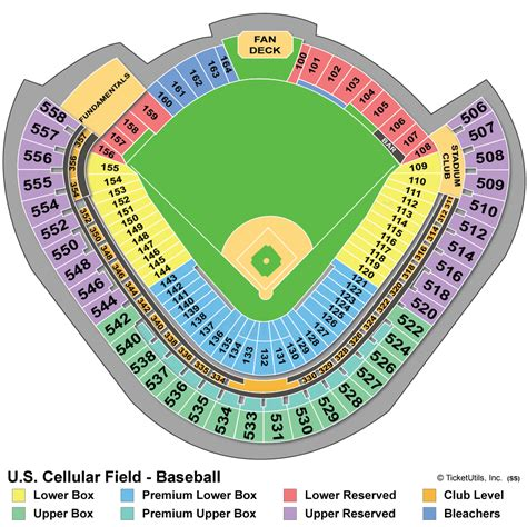 white sox stadium seating us cellular field chicago white sox 187 the best foul