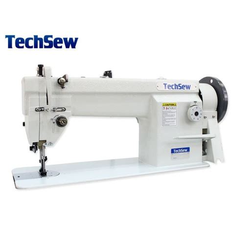Upholstery Sewing Machine Walking Foot by Techsew 1460 Walking Foot Compound Needle Feed Leather