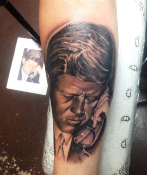 president tattoos kennedy american president tattoomagz