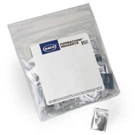 Hach 2106069 Phosver 3 Phosphate Reagent Powder Pillows 10 Ml Pk 100 equipamiento cientifico sac