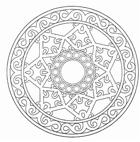 mandala coloring pages free printable for adults coloring pages owl coloring pages for adults printable