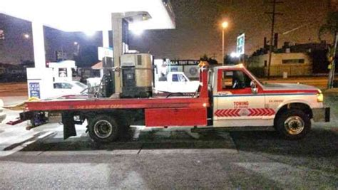 tow truck bed ford 1989 flatbeds rollbacks