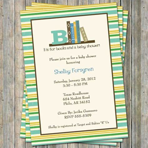 Baby Shower Bring A Book Wording by Book Quotes Baby Shower Quotesgram