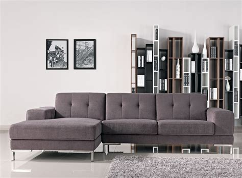 l shaped grey sofa forli l shape gray fabric sectional sofa