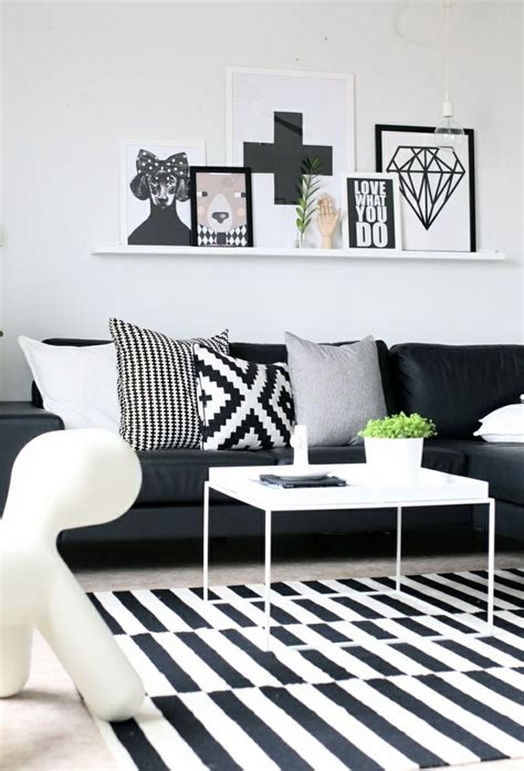 black and grey home decor 20 of the best colors to pair with black or white