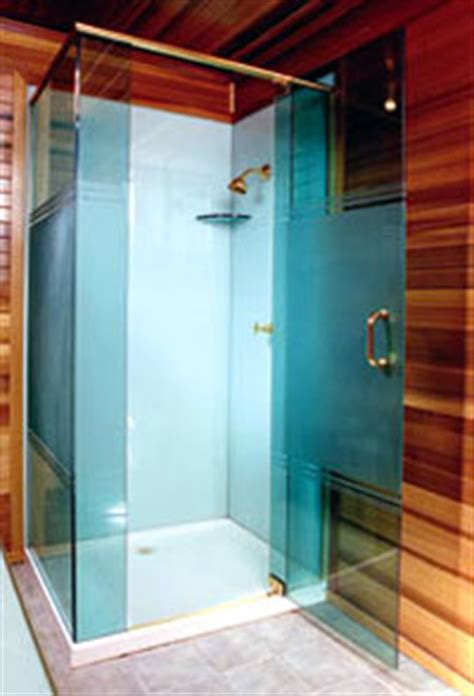 Shower Splashbacks B Q by Stegbar Puts The Colour Into Glass Splashbacks